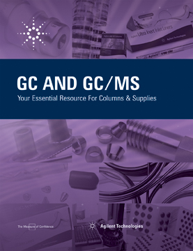 GC/GCMS supplies